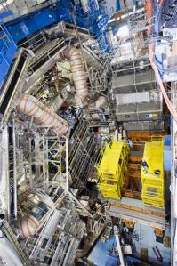 Building the ATLAS Detector at Cern's Large Hadron Collider